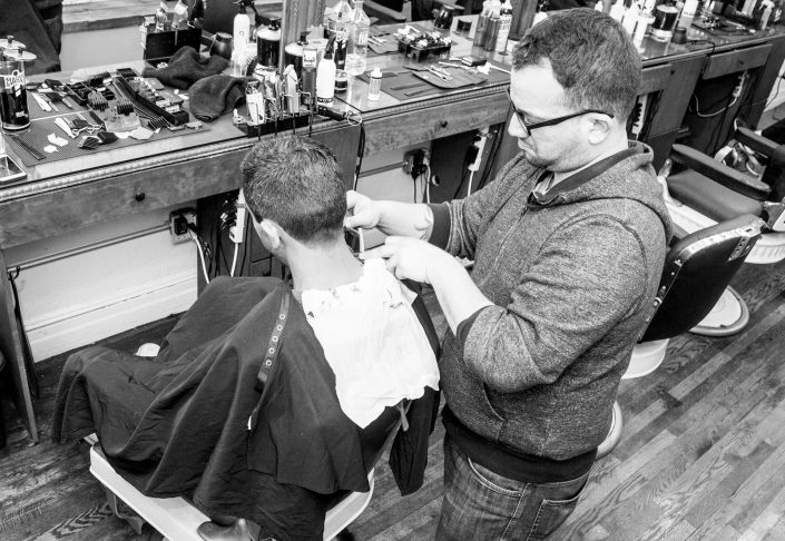 Man Cave Barber Rouse Hill : About clever barber brooklyn